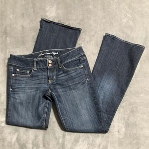 🦅American Eagle Artist Stretch Jeans!